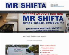 Mr Shifta Man & Van Service - Milton Keynes