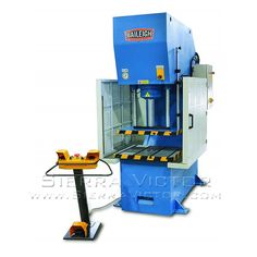 ITEM: 45 Ton C-Frame Press,  MAKE: BAILEIGH®,  MODEL: CFP-45, CALL 386-304-3720, VISIT http://sierravictor.com/index.php?dispatch=products.view&product_id=2449