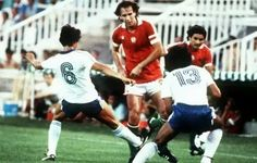 Hungary 10x1 El Salvador ,disputed match in 1982 , the biggest thrashing in World Cup history