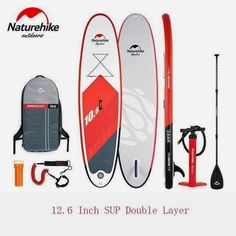 Naturehike High Pressure Inflation Air Pump Hand Pumps for Inflatable SUP Stand