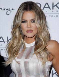 Khloe Kardashian Flaunts Big Booty in Sheer Bodycon Dress and Christian Louboutin Pumps