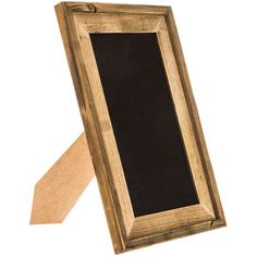 Small Chalkboard with Easel Frame