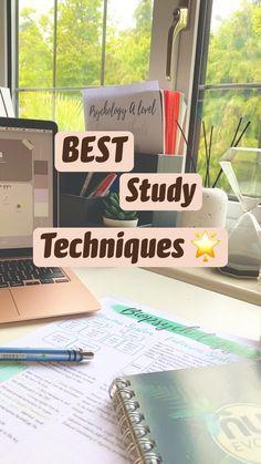 Best Study Tips, Exam Study Tips, School Study Tips, Revision Tips, Study Hacks, School Tips, High School Hacks, Life Hacks For School, School Motivation