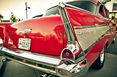 Classic Cars 1957 Chevy Bel Air, Chevrolet Bel Air, Classic Car Show, Classic Cars, My Dream Car, Dream Cars, Volkswagen, Toyota, Automobile