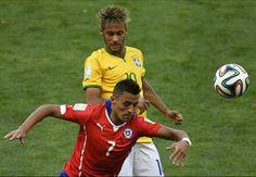 Alexis Sanchez can't wait for Neymar showdown