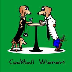 Cocktail Wieners!