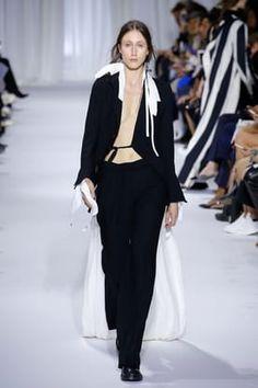 Ann Demeulemeester, Fashion Show, Normcore, Spring Summer, Model, Pants, Trouser Pants, Scale Model