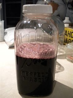 Don't have an elderberry bush nearby? You can make your own elderberry syrup using dried berries. AWESOME remedy for winter!
