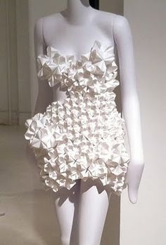Paper dresses. follow the link