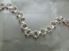 Introduction to Chain Maille Class project