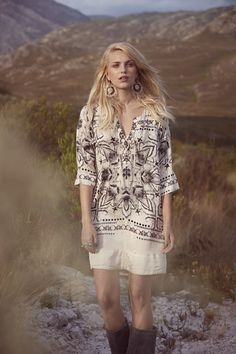 Boho Fashion, Autumn Fashion, Fashion Design, Campaign Fashion, Boho Life, Odd Molly, Fall Winter 2015, Acorn, Cool Outfits