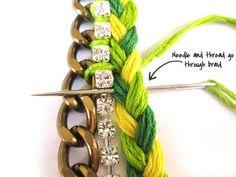 DIY: Friendship Bracelets | The Average Girl's Guide by Denis2012blr