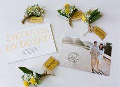 snippet and ink | wedding stationery | wedding invites | fun invite ideas | photo invitation | wedding photography