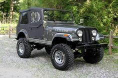 1984 Jeep CJ7 Laredo