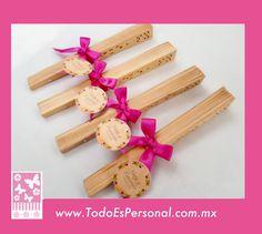 abanicos de madera para boda rosa fucsia liston flores vintage de moda recuerdos novios novia sorpresa novia