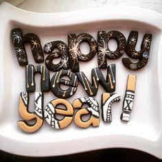 Happy New Year Cookies! #HappyNewYearLG #LGLimitlessDesign #Contest
