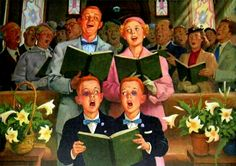 Brotherly Peace in Church (1957)