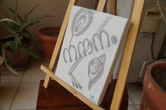 #Pencil #drawing #Home #nameplate #Handdrawn #Personalised #Gifts #HappyhandPicker