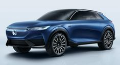 Honda SUV e:concept Is An Enticing Preview Of The Brands First EV For China Audi A8, Volkswagen, Toyota Corolla, Beijing, Automobile, Honda Motors, Diesel Cars, Honda Cars, New Honda