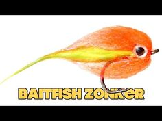 Fly Tying - Trumpet Zonker - YouTube
