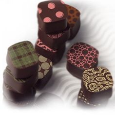Petits Richart Selection | $25. This gourmet chocolate assortment puts together a selection of 16 French bonbons. Available at: manykitchens.com