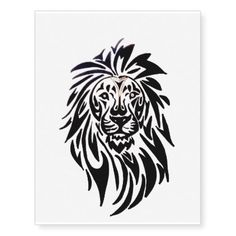 Tattoo Lion Tribal Ideas For 2019 Line Drawing Tattoos, Tattoo Drawings, Art Drawings, Arte Tribal, Tribal Art, Tribal Lion Tattoo, Tattoo Animal, Claw Tattoo, Tribal Drawings