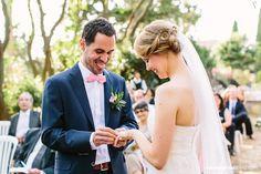 REPORTAGE MARIAGE AU DOMAINE FON DE REY POMÉROLS
