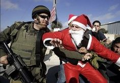Badge Abuse: Happy Holidays from the Police State, Officers Arrest Santa