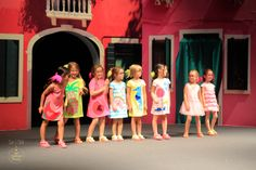 ♥ FIMI KIDS FASHION WEEK ♥ Tendencias MODA INFANTIL ♥ catwalk PASARELA ♥ AGATHA RUIZ DE LA PRADA ♥ photo by My{yellow}Family