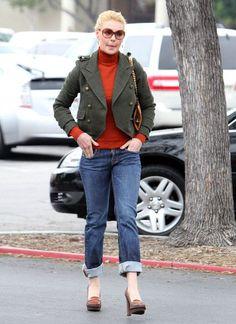 Katherine Heigl Fashion and Style - Katherine Heigl Dress, Clothes, Hairstyle - Page 4