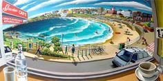 bondi beach / stephen evans