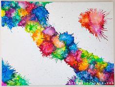 11 Colorful Crayon DIY Ideas via Brit + Co.