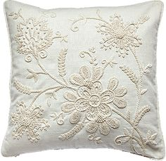 Showcase for high end bedings and pillows, cushion covers