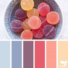 today's inspiration image for { candied hues } is by @t.susanna ... thank you, Sussana, for sharing your wonderful photo in #SeedsColor !