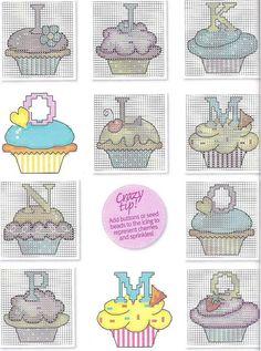 Cupcake ABC 2