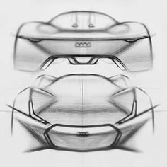 Learn how to draw a car using our step by step tutorials. Sports cars, classic cars, imaginary cars - we will show you how to draw them like the pros. Car Design Sketch, Truck Design, Sketch A Day, Hand Sketch, Car Drawing Pencil, Creative Design, 3d Design, Car Drawings, Transportation Design