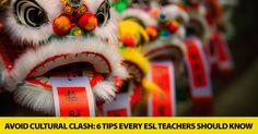 Avoid Cultural Clash: 6 Tips Every ESL Teachers Should Know