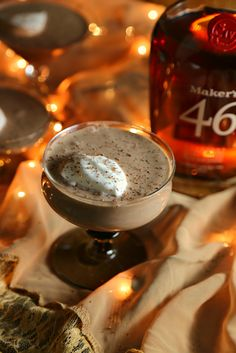 Mexican Chocolate Eggnog with Bourbon Whipped Cream Calling all eggnog ...