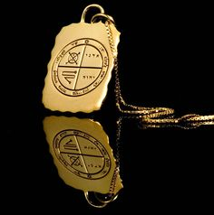 Seal 3 - The Third Pentacle of Jupiter  This seal bestows protection against enemies and banishes evil eye from people and their homes.
