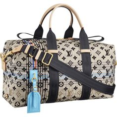 Louis Vuitton M40360 Tuareg Blue