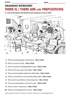 Good Picture for Prepositions Activities Awesome Collection Of Worksheets English House English Teaching Materials, English Resources, English Tips, English Activities, English Lessons, Teaching English, Grammar Quiz, Grammar Practice, Grammar Lessons