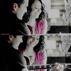 + A happy Bonnie moment when she was with Enzo. I hate how the writers like to…