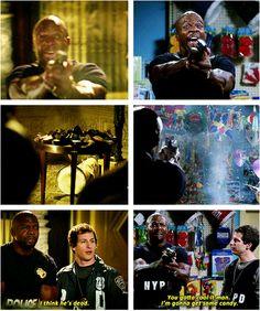 Cool it ~ Brooklyn Nine-Nine Quotes ~ Season 1, Episode 1: Pilot #amusementphile