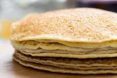 The Original Buckwheat Pancakes: A healthy twist on a classic breakfast recipe.