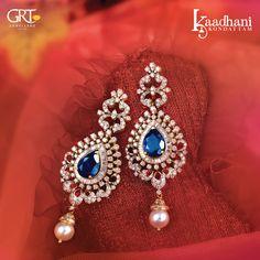 #Diamond #Earings