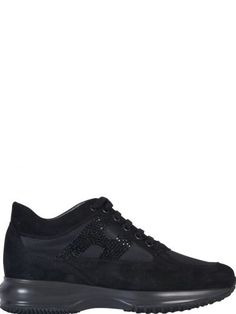 HOGAN Hogan Shoe Black. #hogan #shoes #hogan-shoe-black