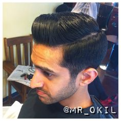 Men's Hair | Texture. Layers. Faded --- IG :@Mr_OKil | Men's Hair ...