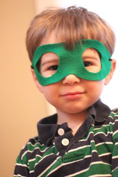 Repeat Crafter Me: Super Why Mask