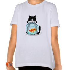 >>>Low Price Guarantee          Tuxedo Cat with Fish T-Shirt           Tuxedo Cat with Fish T-Shirt In our offer link above you will seeHow to          Tuxedo Cat with Fish T-Shirt please follow the link to see fully reviews...Cleck Hot Deals >>> http://www.zazzle.com/tuxedo_cat_with_fish_t_shirt-235053562199960211?rf=238627982471231924&zbar=1&tc=terrest