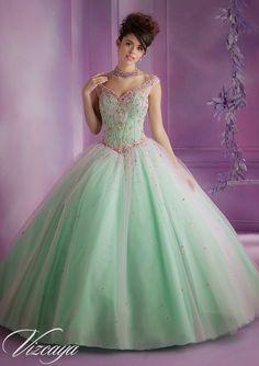 Vestidos de Quinceañeras : Espectaculares vestidos para fiestas de 15 Años